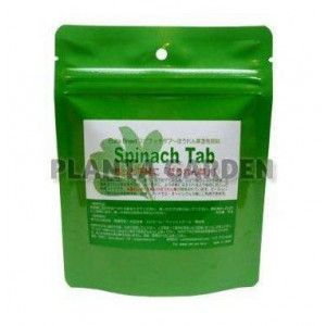 EBITA BREED SPINACH TAB 40g