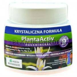 AQUABOTANIQUE PLANTA ACTIV AQUAMINERAL 500ml
