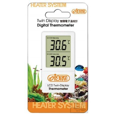 Twin display digital termometr I-619 Ista