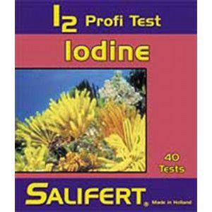 Salifert Iodine Profi -Test