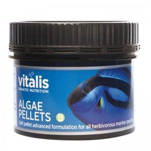 Algae Pellets XS 1mm 60g/150ml Vitalis
