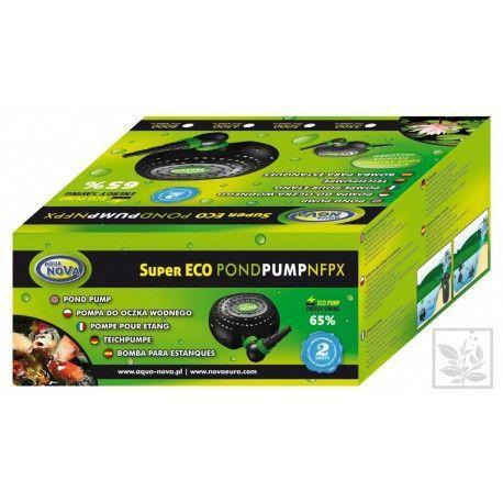 Pompa energooszczędna ECO II NFP-6500 Aqua Nova