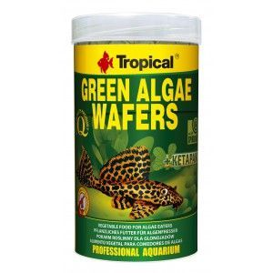 Greem Algae Wafers 100ml Tropical