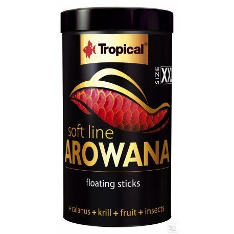 Arowana Size L puszka 100ml/32g Tropical