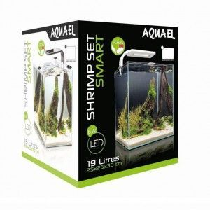 Shrimp Set Smart 2 10 Black Aquael