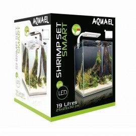 Zestaw akwariowy Aquael Shrimp Set Smart 20 White