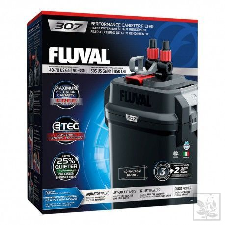 Fluval 207 Filtr do 220l