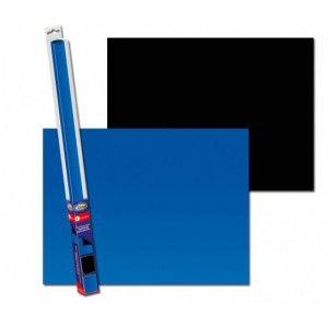 Tło 150x60 Black/Blue XL Aqua Nova