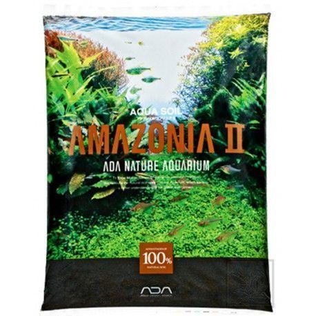 Aqua Soil Powder Amazonia Light 9l ADA