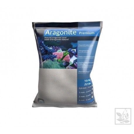Aragonite Premium 0,8 - 1mm 10 kg +Bacter Kit 6 amp. PRODIBIO