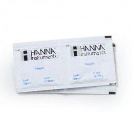 Reagenty do minifotometru fosforany, 25 testów HI 713-25 Hanna Instruments