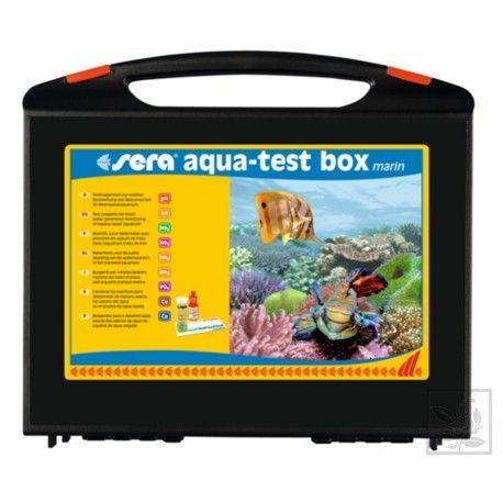 Zestaw Aqua-test box (+Cu) Sera