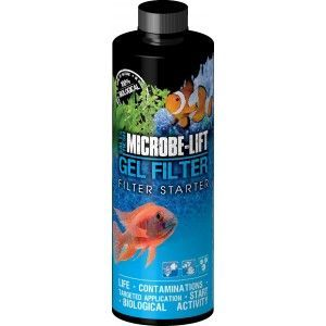 Microbe-lift Gel Filter Cartridge Inoculant [236ml]