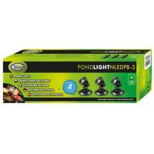 Wodoodporna lampa NPL3-LED3 Aqua Nova