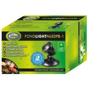 Wodoodporna lampa NPL3-LED Aqua Nova