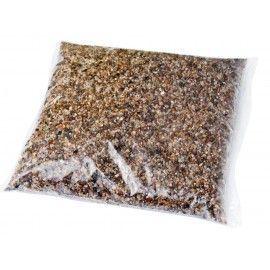 Żwir rzeczny ciemny 1-3 mm 2kg
