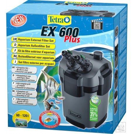 Filtr kubełkowy Tetra EX600 plus