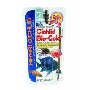 Cichlid Bio-Gold Medium 250 g Hikari