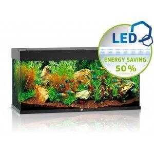 Akwarium Rio 180 LED czarny Juwel
