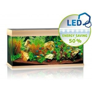 Akwarium Rio 180 LED jasne drewno Juwel