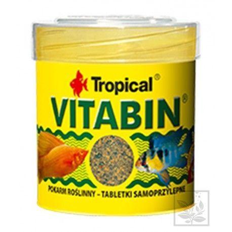 Vitabin wieloskładnikowy 50 ml Tropical