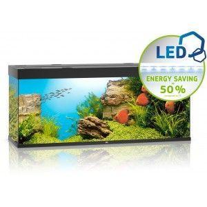 Akwarium Rio 450 LED czarny Juwel