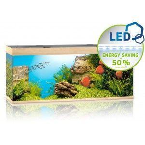 Akwarium Rio 450 LED Jasne drewno Juwel