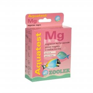 ZOOLEK AQUATEST MG - MAGNEZ