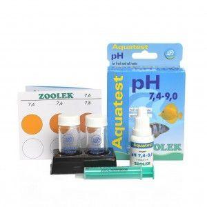 Aquatest Test pH x2 Zoolek