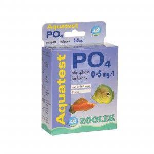 ZOOLEK AQUATEST PO4 - FOSFORANY