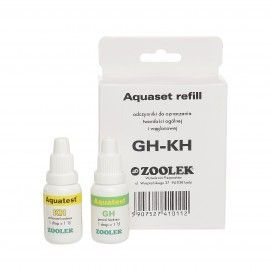 Aquaset refill GH-KH Zoolek