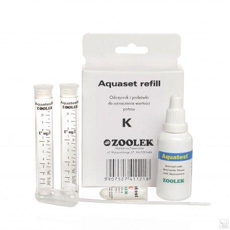 Aquatest K Test Zoolek