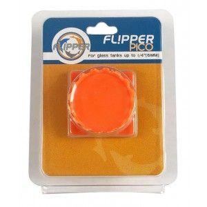 Pico Orange 6mm Flipper