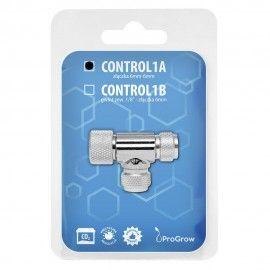 CONTROL1 A 6mm ultra precyzyjny zaworek do regulacji CO2 ProGrow