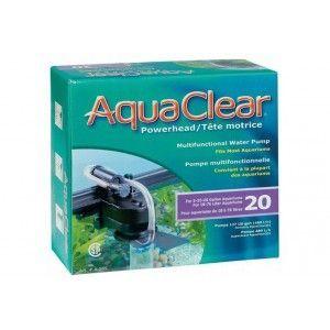 Filtr kaskadowy AquaClear 20 Powerfilter, 6W