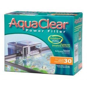 Filtr kaskadowy AquaClear 30 Powerfilter, 6W