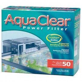 Filtr kaskadowy AquaClear 50 Powerfilter, 6W