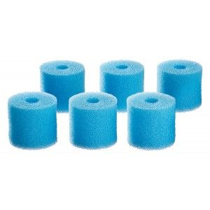 Zestaw 6 gąbek filtra wstępnego BioMaster 45 ppi