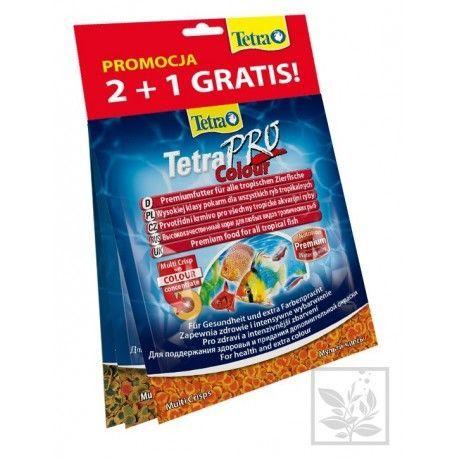Tetra TetraMin Zestaw saszetek 2+1 GRATIS