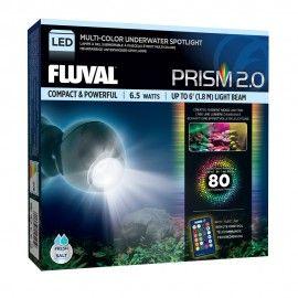 Fluval Prism LED Spot Light, 6.5W RGB