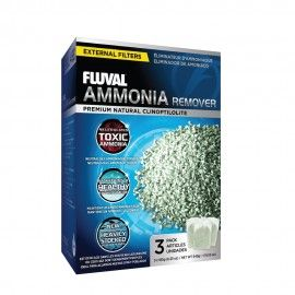 Ammonia Remover 540g 3x180g Fluval