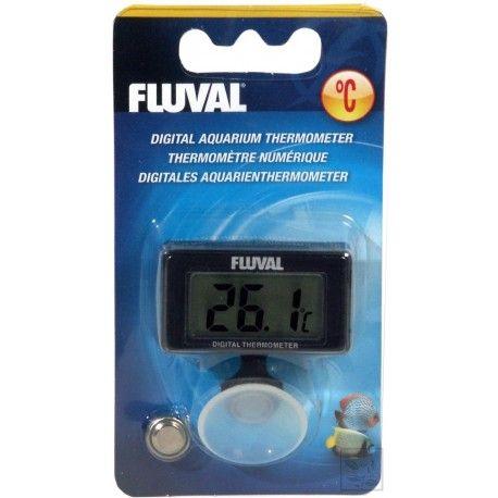 Termometr elektroniczny, wodoszczelny Fluval