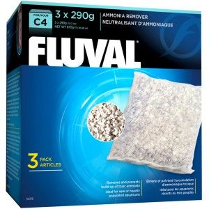 Ammonia Remover Fluval C4 (3x290g) Hagen