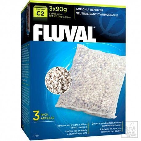 Ammonia Remover Fluval C2 (3x90g) Hagen