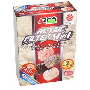 Azoo Active Filter 4in1 0,5l