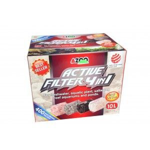 Azoo Active Filter 4in1 10l