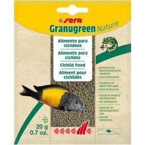 Granugreen Nature 20g Sera