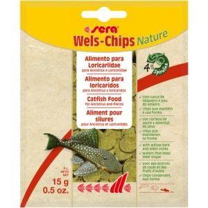 Pokarm Catfish Chips-Wels Chips 100ml Sera