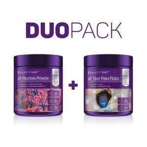 AF Protein Power / AF Tiny Fish Feed DUO PACK
