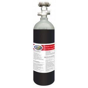 Butla CO2 2,1 - 1,5kg NOWA